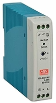 Mean Well Din Rail 24V dc Power Supply MDR-20-24