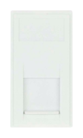 Scolmore Click New Media RJ11 Outlet Module White MM470WH