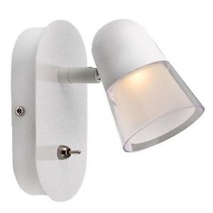 Nordlux Arles LED Wall Light 3w in White 63251001