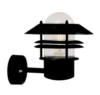 Nordlux Blokhus Black Outdoor Wall Light 25011003