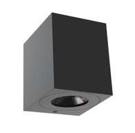Nordlux CANTO Kubi 2 Black Outdoor Wall Light 49711003
