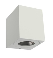 Nordlux CANTO Kubi 2 White Outdoor Wall Light 711001