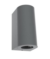 Nordlux CANTO Maxi 2 Grey Outdoor Wall Light 721010