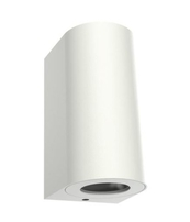 Nordlux CANTO Maxi 2 White Outdoor Wall Light 721001