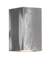 Nordlux CANTO Maxi Kubi 2 Galvanized Steel Outdoor Wall Light 731031