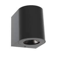 Nordlux CANTO2 Black Outdoor Wall Light 701003