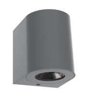 Nordlux CANTO2 Grey Outdoor Wall Light 49701010
