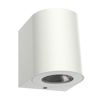 Nordlux CANTO2 White Outdoor Wall Light 701001
