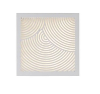 Nordlux Maze Bended White Outdoor Wall Light 46881001