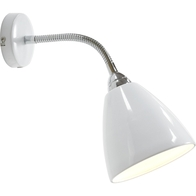 Nordlux Read Flex White Wall Light 75301001