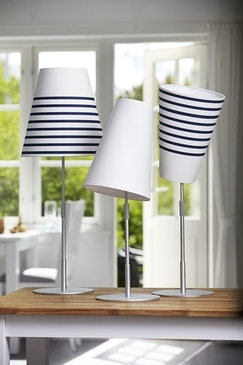 Nordlux respect 30 blue white striped lamp shade 76983246 rs nordlux respect 30 blue white striped lamp shade 76983246 aloadofball Images