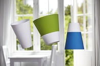 Nordlux Respect 30 Green & White Lamp Shade 76983256
