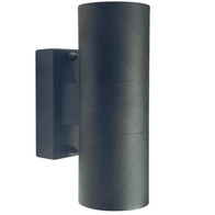Nordlux Tin Outdoor Black Up & Downlighter 21279903