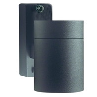 Nordlux Tin Outdoor Black Wall Downlighter 21269903
