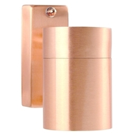 Nordlux Tin Outdoor Copper Wall Downlighter 2161130