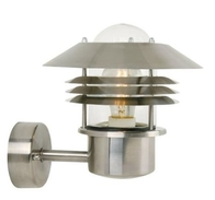 Nordlux Vejers Stainless Steel Outdoor Wall Light 25091034