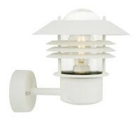 Nordlux Vejers White Outdoor Wall Light 25091001