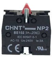 Chint Normally Closed Contact Block NP2-BE102