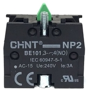 Chint Normally Open Contact Block NP2-BE101