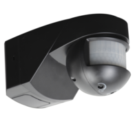Outdoor PIR Motion Sensor Black OS001B