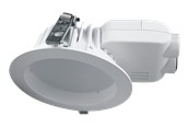 PL LED Downlight 16w White Kosnic KLED16DL6/WHT-W40