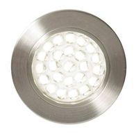 POZZA LED Mains Voltage Circular Cabinet Light CUL-21624 4000k