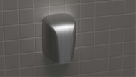 Premium Hand Dryer 1600w Brushed Stainless Steel DP1600S