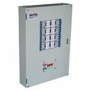 Protek Distribution Board 3 Phase 6 Way TP/N with 125A Incomer