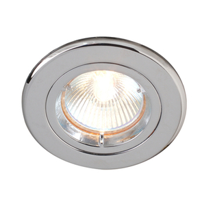 Robus Downlight 240V Fixed Polished Chrome Robus R201SCN-03