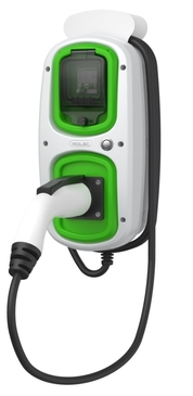 Rolec WallPod EV-Tethered Lead Charger 18th Edition Type 1 16A 3.6kW EVWP1080