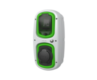 Rolec WallPod EV-Socket Charger 18th Edition 16A 3.6kW EVWP2010-WHI-GREEN