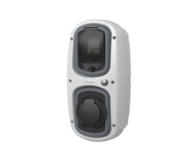 Rolec WallPod EV-Socket Charger 18th Edition 16A 3.6kW EVWP2010-WHI-GREY