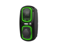 Rolec WallPod EV-Socket Charger 18th Edition 32A 7.2kW EVWP2020-BLK-GREEN