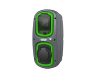 Rolec WallPod EV-Socket Charger 18th Edition 32A 7.2kW EVWP2020-GREY-GREEN