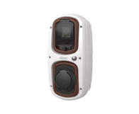 Rolec WallPod EV-Socket Charger 18th Edition 32A 7.2kW EVWP2020-WHI-BROWN