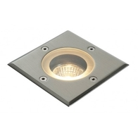 Saxby Pillar Square GU10 Ground Light 52211