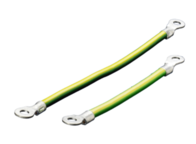 Schneider Electric Bench Trunking Earth Leads PK of 10 ASEL4