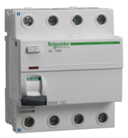 Schneider Electric LoadCentre KQ  100A 300mA RCCB Incomer SED100304