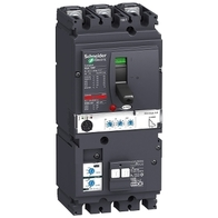 Schneider Electric LoadCentre KQ 160A 4 Pole RCCB Incomer SE160RCD
