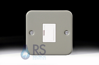 Schneider Exclusive Metal Clad 13A Unswitched Spur GMC13SP