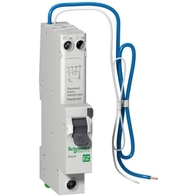 Schneider Easy 9 Single Pole 6 AMP 30MA RCBO 6KA EZ9D16806