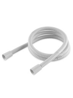 Shower Hose 1.25m 11mm Cone x Cone White PVC HAL