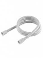 Shower Hose 1.75m 11mm Cone x Cone White PVC HAN