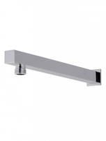 Square Shower Wall Arm Chrome HJR