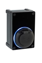 SYNC EV Charging Point EVCP-7KW-S-1PH:32A