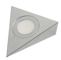 Under Cabinet Triangle Light 12v LED High Output TRC-SS-CW Cool White Light