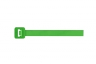 Unicrimp Cable Ties 200 x 4.8mm Green (100 pack) QTG200S