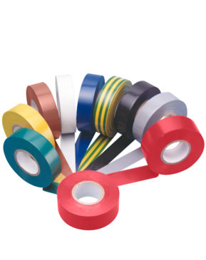Unicrimp Electrical Insulation Tape PVC 19mm x 33mm Grey 1933GY