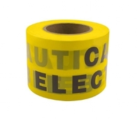 Unicrimp Underground Warning Tape QUGT100X200