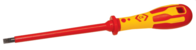 VDE Screwdriver Slotted Parallel 2.5 x 75mm T49144-025